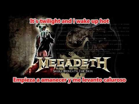 Megadeth - Die Dead Enough (Subtitulos Español Lyrics)