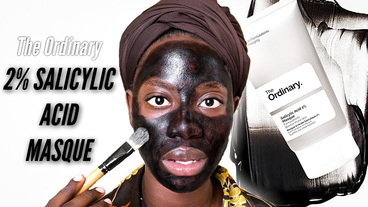 The Ordinary Salicylic Acid 2 Masque Review In Depth Review How When To Use Salicylic Acid Youtube