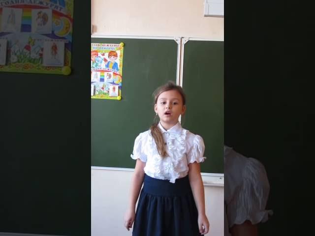 Изображение предпросмотра прочтения – СофияВолодина читает произведение «Лисица и лев» И.А.Крылова