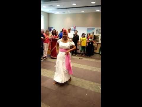 Jamaican folk dance - Long Time Gal