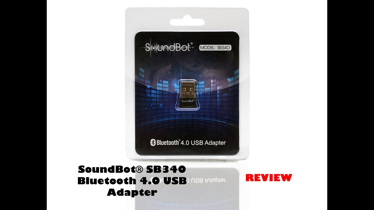Soundbot Sb340 Bluetooth Adapter Driver Download