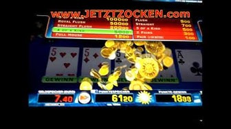 POKER CLASSIC - VIERLING SPIELSYSTEM - MERKUR MAGIE  - www.JETZTZOCKEN.com/forum