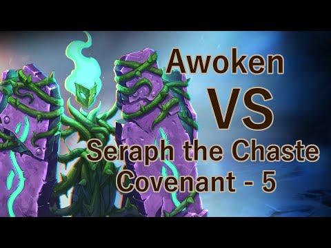 Monster Train - Awoken - Covenant 5 - Seraph |