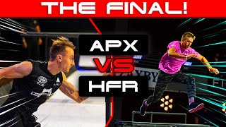 [WCT USA] - FINAL - Hollywood Freerunners v Apex