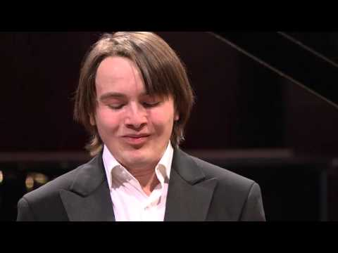 Daniil Trifonov – Mazurka in B major, Op. 56 No. 1 (second stage, 2010)