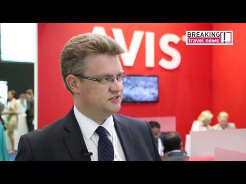 ATM 2015   Oliver Woodmansee, GM, AVIS Rent A Car, UAE