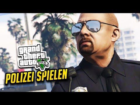 GTA 5 POLIZEI MOD - So werdet ihr Cop