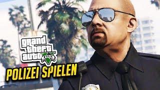GTA 5 Mods - Polizei-Mod: Spiele als Police-Officer