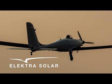 Elektra Two Solar - Autonomous Flight
