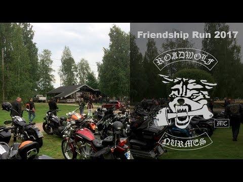 Roadwolf MC Friendship Run 2017