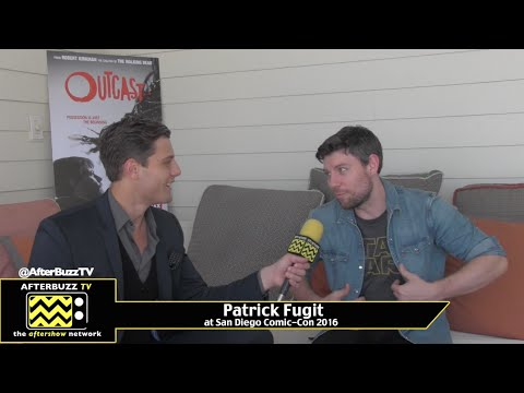 Patrick Fugit Talks Outcast at San Diego ComicCon 2016