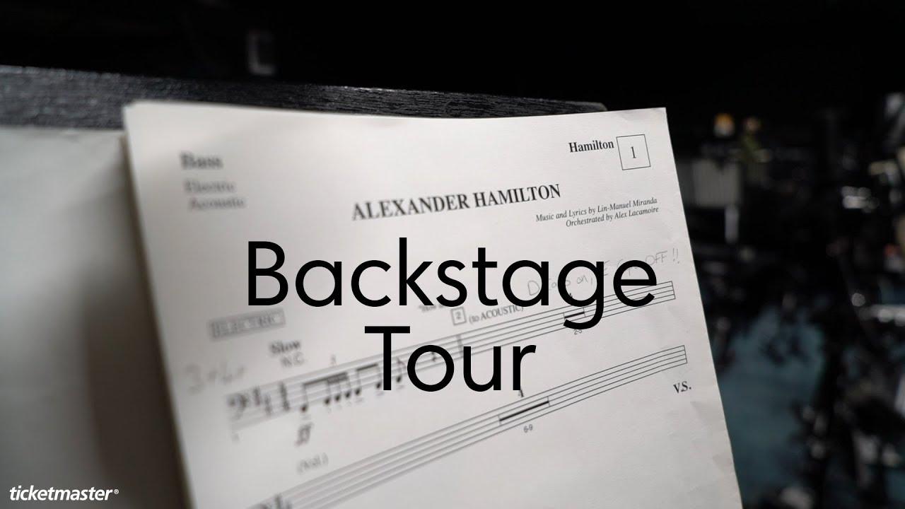 I Want Ti Get Tickets To Hamilton Tour