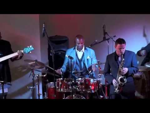 Visions by MARCUS MILLER performed by THE PAT WILLIAMS GROUP