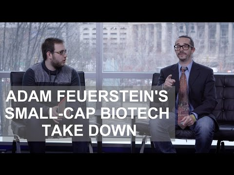 "Adam Feuerstein's Small-Cap Biotech Take Down: ""You're Trading Worthless Pieces of Paper"""
