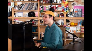 Jordan Rakei: NPR Music Tiny Desk Concert