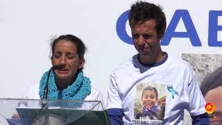 Baixar Almería se vuelca con los padres de Gabriel Cruz