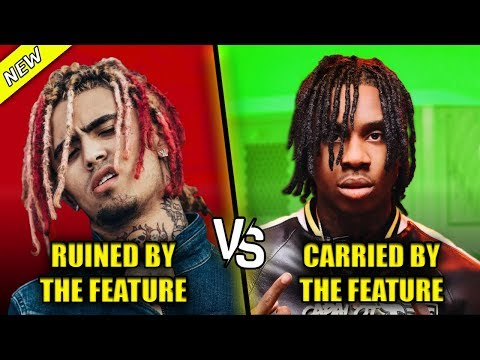 RAP SONGS RUINED BY THE FEATURE VS RAP SONGS CARRIED BY THE FEATURE