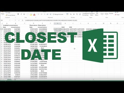 Calculate a Future Date in Excel from YouTube · Duration:  8 minutes 17 seconds