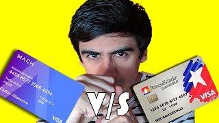 MACH v/s Cuenta Rut Visa Débito