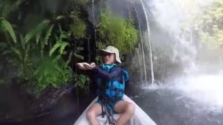 沖縄|4歳から楽しい!亜熱帯の森ジャングル探検カヤックツアー|YambaruBlue