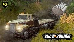 Alte Probleme! - SnowRunner #12 - Daniel Gaming