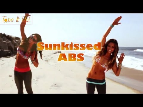 BIKINI SERIES™ Sunkissed ABS Workout - Tone It Up!