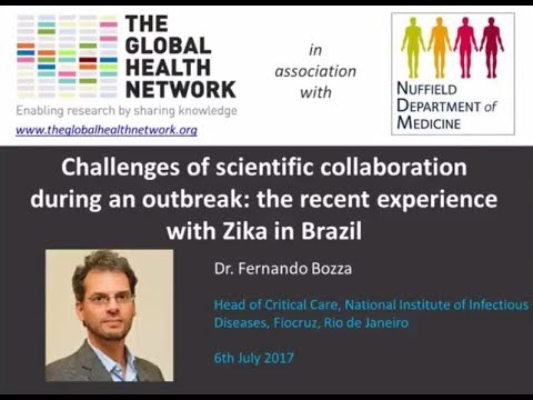Challenges of scientific collaboration during an outbreak: the recent experience with Zika in Brazil