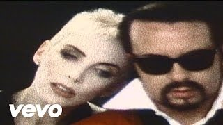 Watch Eurythmics my My Babys Gonna Cry video