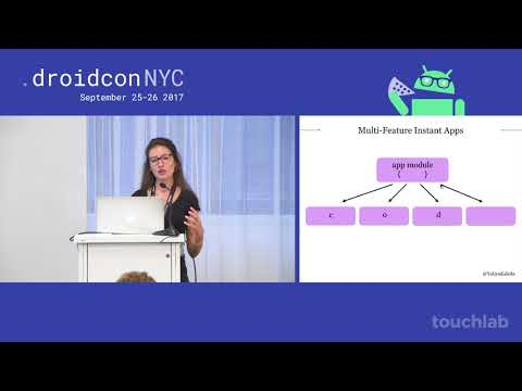 droidcon NYC 2017 - Make Your App Instant!