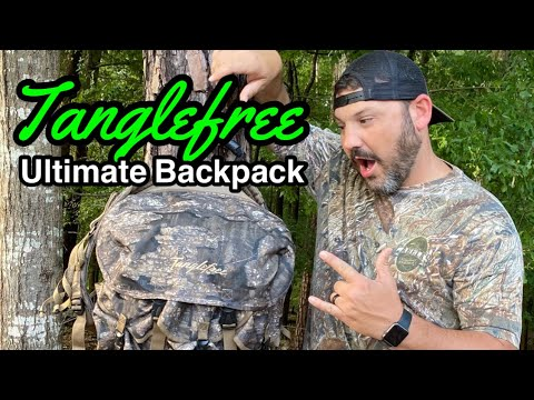 Duck Hunting - Ultimate Backpack By Tanglefree!!!