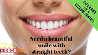 Now Trending - Best Teeth Straightening Method. Invisalign – Dr. Palka Sharma