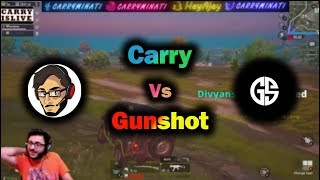 CARRY vs GUNSHOT *In the Match,  Best Ever Funny Moment* | Carry Minati