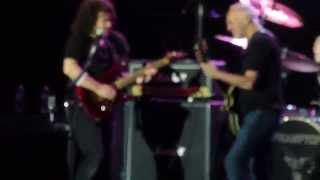 """While My Guitar Gently Weeps"" Peter Frampton & Vinnie Moore@Sands Bethlehem PA Center 7/15/14"