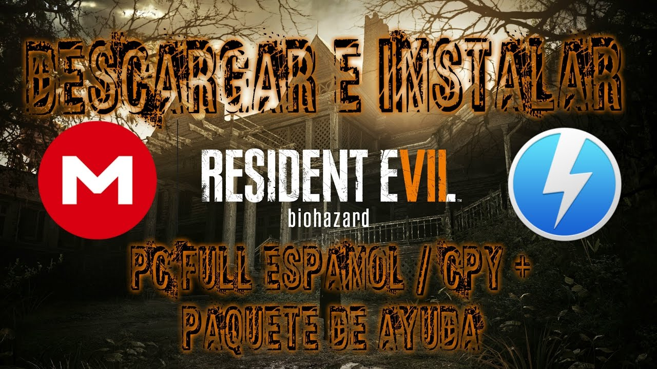 Descargar Resident Evil 4 Pc Full Español (Mega) - YouTube