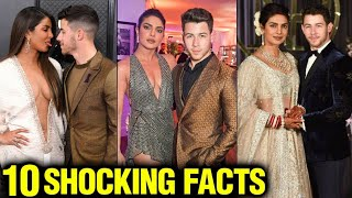 Priyanka Chopra And Nick Jonas Interesting And UNKNOWN Facts | First Meeting, Love Story, Marriage