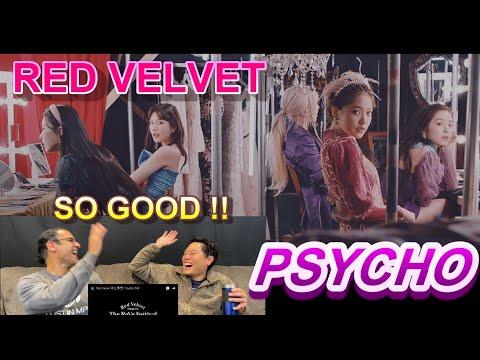 RED VELVET 레드벨벳  - Psycho - Reaction
