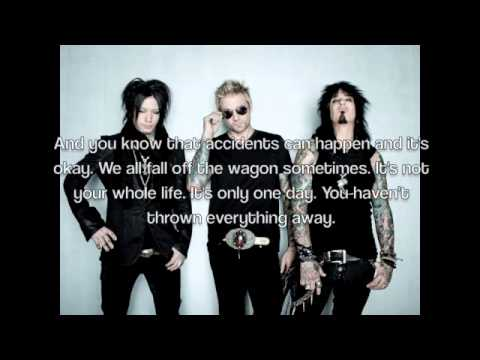 Accidents Can Happen by Sixx:A.M. Lyrics