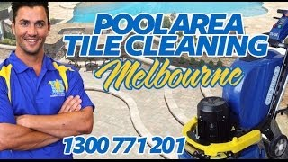 Cleaning Pool Tiles | Melbourne Pool Tile Cleaners