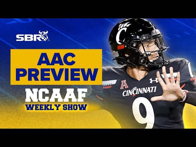 American Athletic Conference Football Preview and Picks 🏈