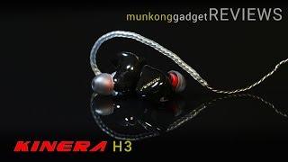 รีวิว : หูฟังอินเอียร์ Kinera H3