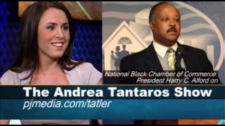 National Black Chamber of Commerce President Harry Alford blasts Obama