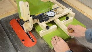 Tenon Jig Build, Part 2