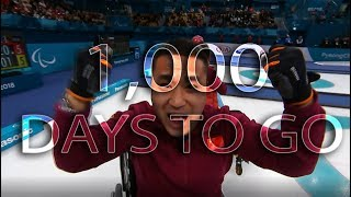 1000 days to go to Beijing 2022