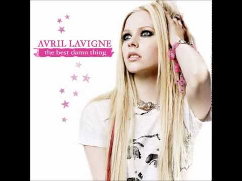Avril Lavigne - The Best Damn Thing (Official Instrumental)