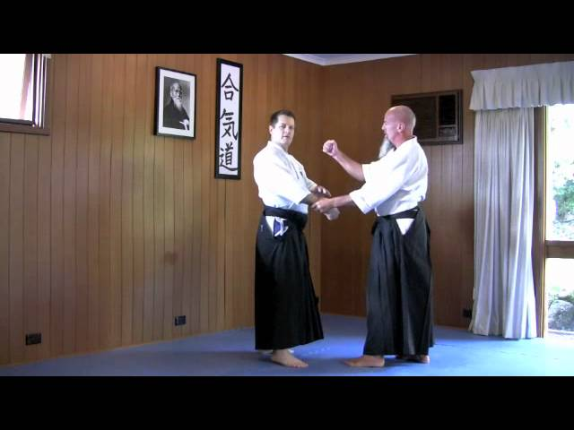 Basic Aikido Techniques Youtube