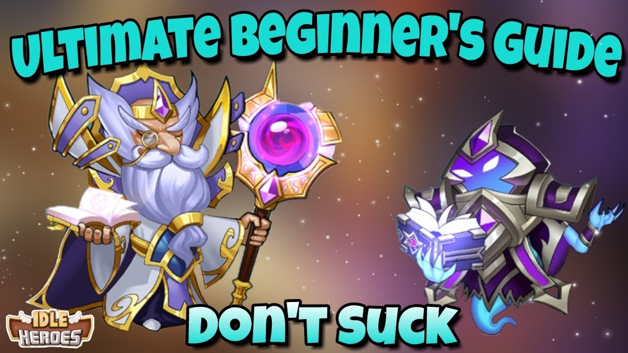 Idle Heroes: Level Faster and Become Stronger for Free | LevelSkip