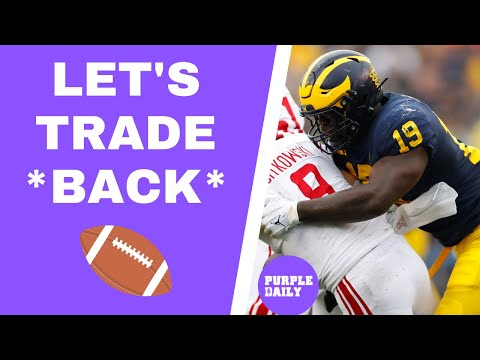Minnesota Vikings trade BACK at NFL Draft