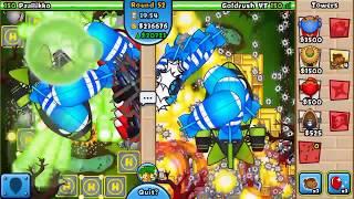 Btd Battles: #epiclategame