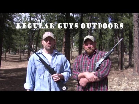 .22LR Youth Model Rifle Review Of Savage, Rossi, Henry, CZ, And Crickett- RGO Ep 10