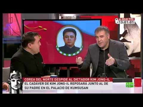 Al Rojo Vivo: Entrevista a Alejandro Cao de Benós